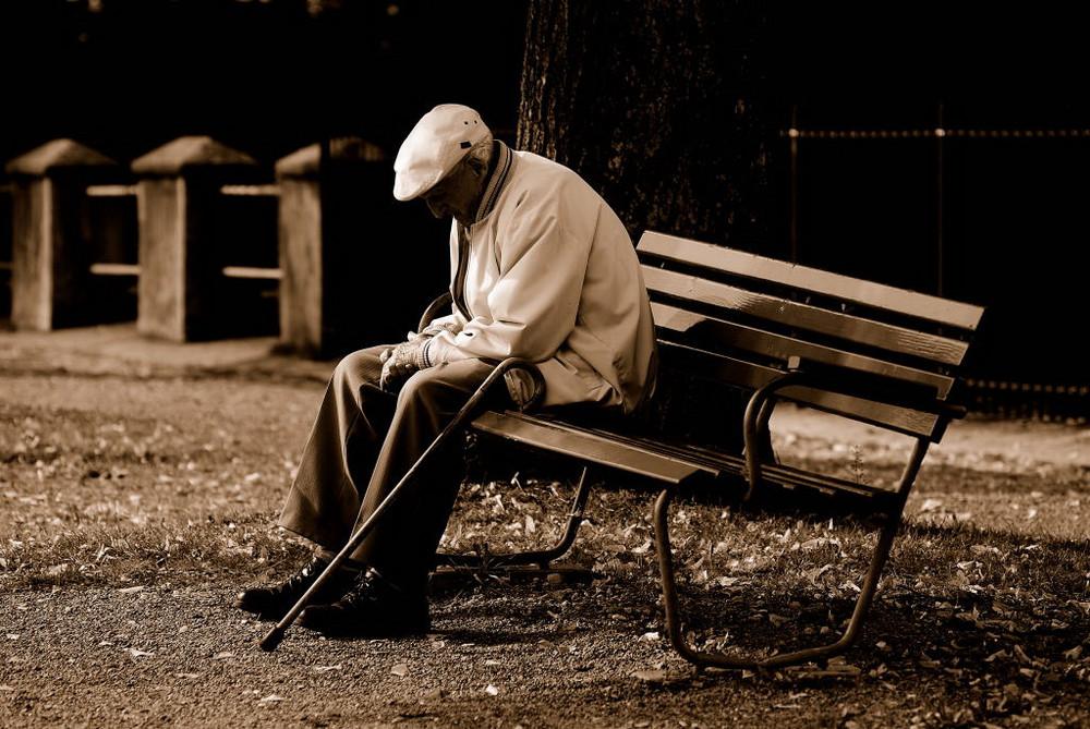 Одиночество старость картинки себе вашим