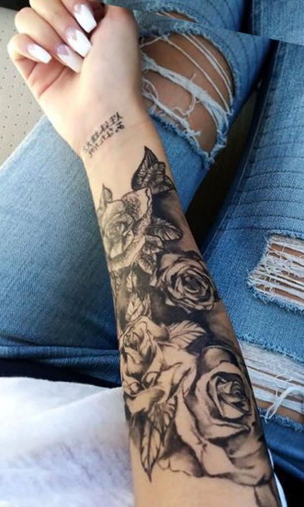 почему молодежь делает татуировки