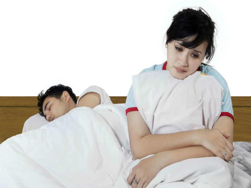 у супругов нет интима