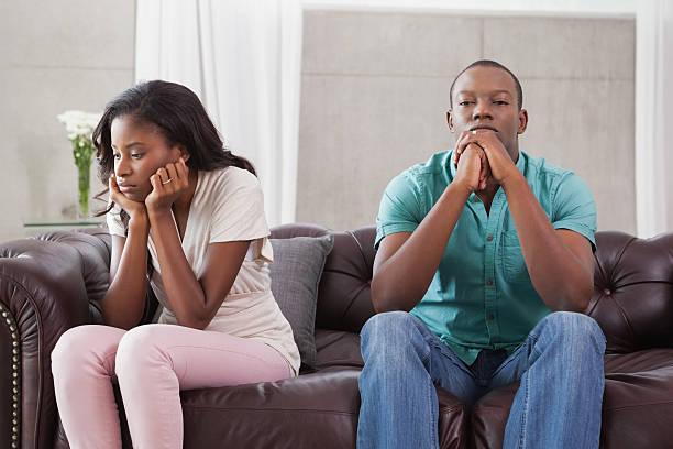 супруги не могут помириться