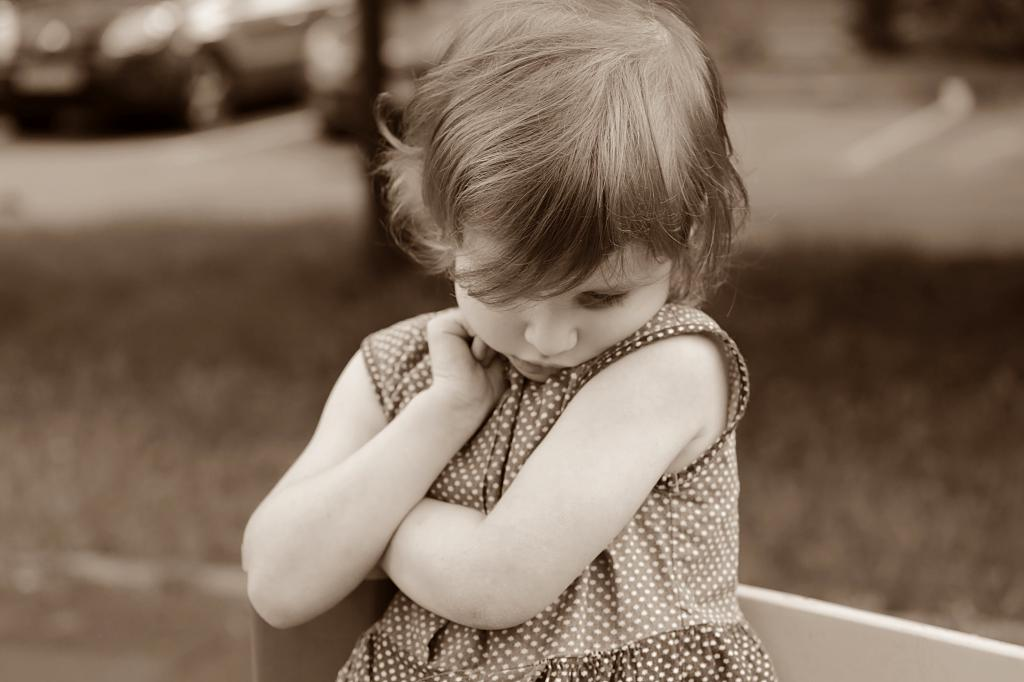 дочка трогает свои органы в 6 лет