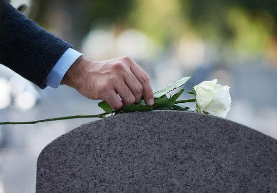 умер любимый папа